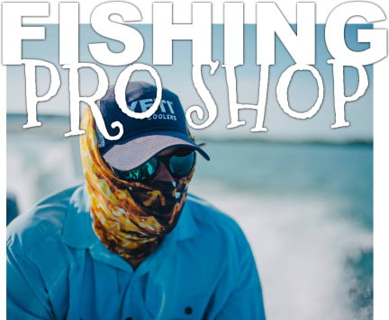 Fishing Pro Shop St. George Island Florida